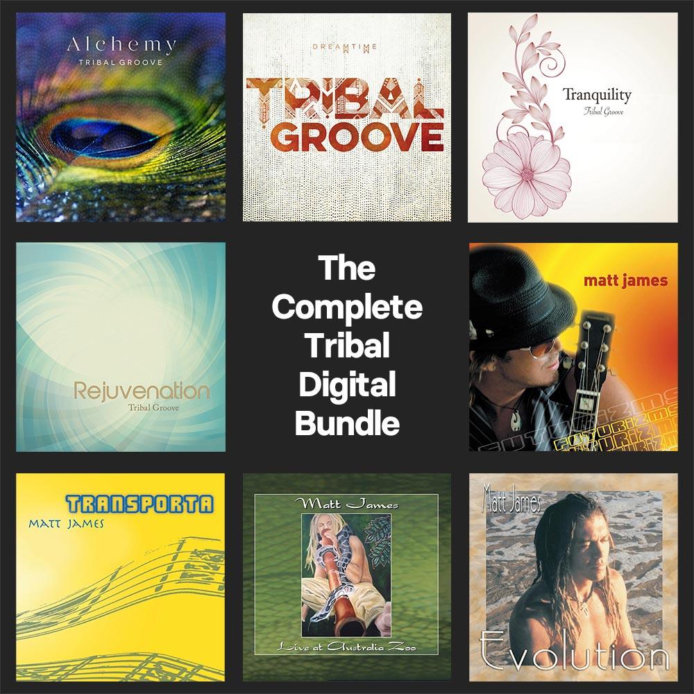 The Complete Tribal Digital Bundle